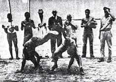 Capoeira .: Budô :. NippoBrasil