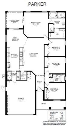 Parker Highland Homes Florida Home Builder 4 Bedroom House Plansnew