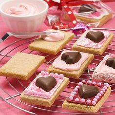 Valentine Cookie Cards
