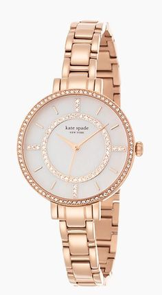 Gramercy skinny pave watch                                                                                                                                                      More