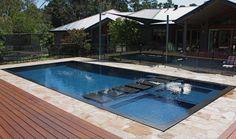 deck para piscina sugestoes decoracao