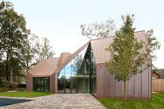 Graux  Baeyens architects, House VDV, Destelbergen, Belgio