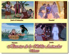 Historias Animadas de la Biblia - Vídeos para Niños