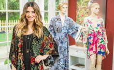 Orly Shani's DIY Kimono Robe - Home & Family