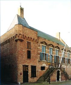 Oude Stadhuis Castles, Netherlands, Holland, Om, Mansions, House Styles, City, Pictures, The Nederlands