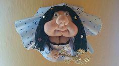 Luna handmade doll DIY present