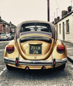 Old Beetle by haggins11