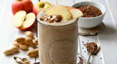 Apples and peanut butter are such a great and healthy snack. Why not make a smoothie out of this delicious combo and make it into a breakfast smoothie. It's creamy, sweet and a quick breakfast option. A fun take on a classic.…