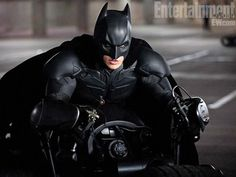 Christian Bale as batman! He is so sexy in the trilogy!!