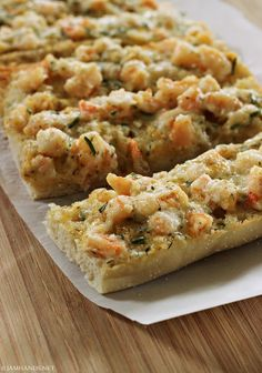 For out last get together I made this delicious Cheesy Shrimp Ciabatta. This is an appetizer that shrimp fans will love. You can go...