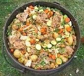 Joghurt and Chicken Potjie Great Recipes, Favorite Recipes, Food Hub, Paella, Chicken, Ethnic Recipes, Yogurt, Cubs