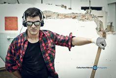 Kazz electronic musician