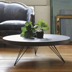 Creative Co-Op New Theme Coffee Table $367