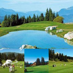 stage golf en savoie golf de mribel ideal cette priode avec les amis
