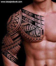 Los Mejores Modelos De Tatuajes Tribales - Mas tatuajes en http://tattoo-tattoos.biz