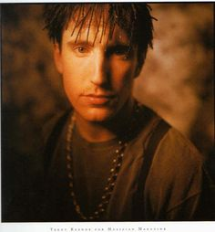 Trent Reznor ~ Nine Inch Nails. Photo taken for Musician Magazine.