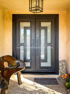 😍😍😍 Imagine a door that's as charming as it is durable. A door made just for you and your home! -- ☎️☎️☎️ Call 877-205-9418 for Orders and Inquiries 💰💰💰 Ask us about our EXCEPTIONAL OFFERS 🆓🆓🆓 Take advantage of FREE CONSULTATION and FREE DESIGN ⚠️⚠️⚠️ About this Beautiful IRON DOOR: Oslo Double Entry Iron Door. -- #entrydoors #bifolddoors #slidingdoor #steeldoors #pivotdoors #frenchdoors #freeconsultation #glassgaragedoor #homeimprovement Pivot Doors, Entry Doors, Sliding Doors, Glass Garage Door, Wrought Iron Doors, Steel Doors, French Doors, Free Design, This Is Us