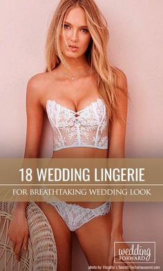 9e8261df0b 18 Breathtaking Wedding Lingerie ❤ Make your wedding day and wedding-night  perfect with a