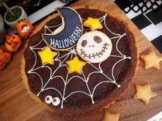 ハロウィンパーティー☆チョコタルトにジャックアイシングクッキー☆|レシピブログ
