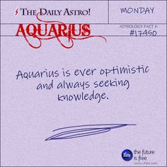 Aquarius Visit The Daily Astro for more Aquarius facts. You're gonna love the award-winning Aquarius zodiac web-content on the most-popular, free astrology portal. Capricorn Daily, Astrology Aquarius, Aquarius Quotes, Astrology Chart, Aquarius Facts, Zodiac Quotes, Moon In Aquarius, Aquarius Woman, Age Of Aquarius