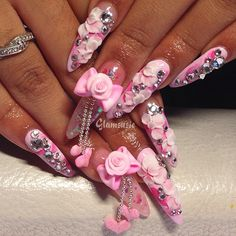 Susan @glamsusie #handmade #nailch...Instagram photo | Websta (Webstagram)