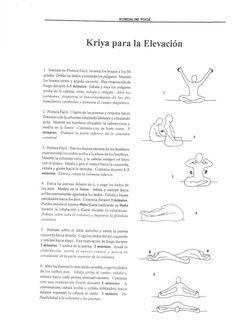 Kriya elevación Parte 1