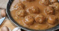Ragoût de boulettes de grand-maman! La seule et unique façon de les cuisiner! - Recettes - Ma Fourchette