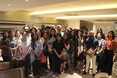 The Final year students from NIFT, Delhi who are undergoing a course on Leather Designing visited our showroom on 21st August to study and understand Visual Merchandising among modern boutique brands. The students were taken around Hands Store to provide a glimpse into the world of Fine Handmade Carpets. The visit was arranged by renowned stylist & a senior guest faculty member at several design colleges across India, Mr.Manuu Mansheet. Deepankar Choudhary #HandsCarpets NIFT Delhi NIFT Delhi…