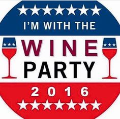 I vote for Wine! I don't belong to either other party so I will happily join this one!