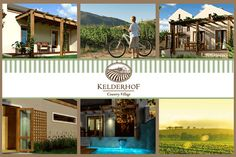 Kelderhof Country Village close to large towns.  Here you have #security, country/farming #lifestyle, open spaces and fresh air with beautiful views
