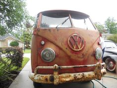 Rusty! Combi vw split