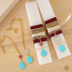 Handmade greek jewelry and crochet accessories! Crochet Bows, Cute Crochet, Crochet Scarves, Evil Eye Jewelry, Evil Eye Bracelet, Crochet Accessories, Baby Accessories, Greek Jewelry, Unique Jewelry