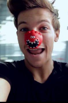 I love Louis Tomlinson <3