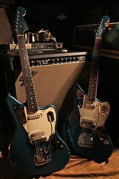 1966 Fender Jaguars