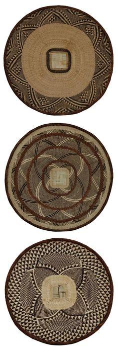 Africa | BaTonga baskets, Zimbabwe | Design Africa