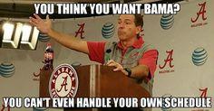 Alabama Football, Football Wall, Football Stuff, Nick Saban, Win Or Lose, University Of Alabama, Georgia Bulldogs, Alabama Crimson Tide, Roll Tide