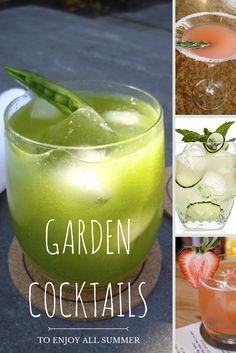 17 Garden Cocktails to Last You All Summer Long --> http://www.hgtvgardens.com/photos/summer-cocktails?soc=pinterest