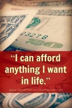 20 Positive Money Affirmations to Attract Financial Peace