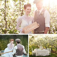 Anne of Green Gables wedding