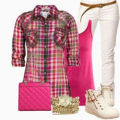 Adorable #outfits for #women mamabargains.com #style #fashion #Fall