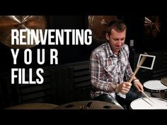 DRUM LESSON with Mike Johnston: Reinventing Your Fills.
