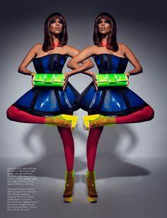 tyra banks black magazine photo 008 Tyra Banks Covers Black Magazine, Talks ANTM + Beauty
