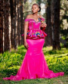 Pedi Traditional Attire, Traditional Wedding, South African Traditional Dresses, Flower Boys, Western Dresses, Formal Dresses, Wedding Dresses, African Fashion, Perfect Wedding