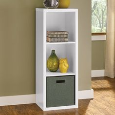 online shopping for Decorative Storage Cube Bookcase ClosetMaid from top store. See new offer for Decorative Storage Cube Bookcase ClosetMaid Fabric Storage Bins, Fabric Bins, Cube Storage, Fabric Decor, Cube Bookcase, Etagere Bookcase, Cube Unit, Cube Organizer, Storage Organizers