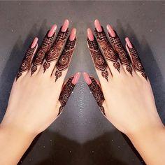 Mehndi Designs 2018, Modern Mehndi Designs, Mehndi Designs For Girls, Beautiful Henna Designs, Mehndi Designs For Fingers, Mehandi Designs, Mehndi Fingers, Hena Designs, Fingers Design