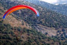 Olu Deniz paragliding - Turkey
