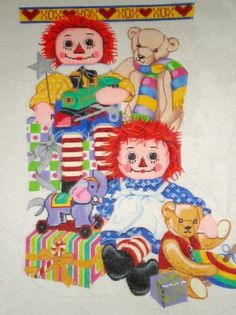 The World Of Raggedy Ann Collectibles Identification