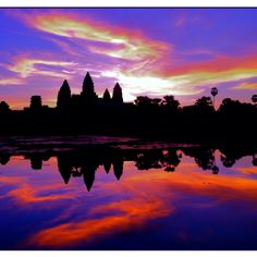 From sunrise over Angkor Wat and scrambling the Khmer Empire temples of Bayon and Ta Prohm to cruising the floating villages and learning to cook Cambodian cuisine, Siem Reap offers some must-do experiences that are essential no matter how touristy they may be. The star archaeological attractions shouldn't only occupy you. Also allow some time to eat and drink—in Cuisine Wat Damnak and Miss Wong respectively—and kick back in atmospheric spots like Cafe Central.