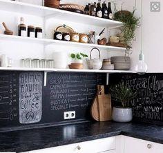 13 diy ideen die in ihrer k che bestimmt wundersch n aussehen w rden diy bastelideen diy. Black Bedroom Furniture Sets. Home Design Ideas