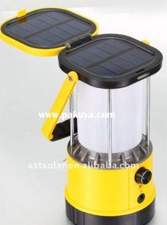 super high quality led solar lantern for camping